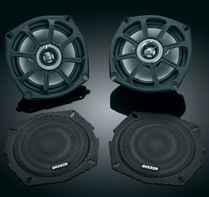 Give your Harley some Kick with the PS5250 Harley Davidson Speaker Upgrade