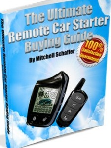 Car Remote Starter Installation