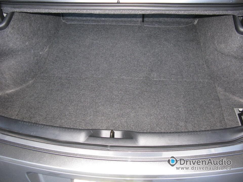 2013 Chrysler 300c Sub In Floor Certified Autosound