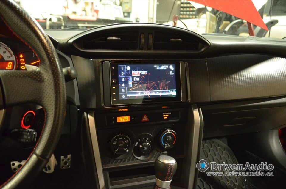 2013 Scion Frs Carplay Upgrade Certified Autosound