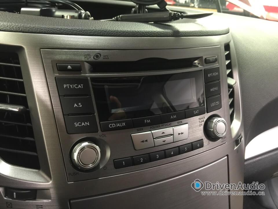2014 Subaru Outback Dd Car Play Certified Autosound