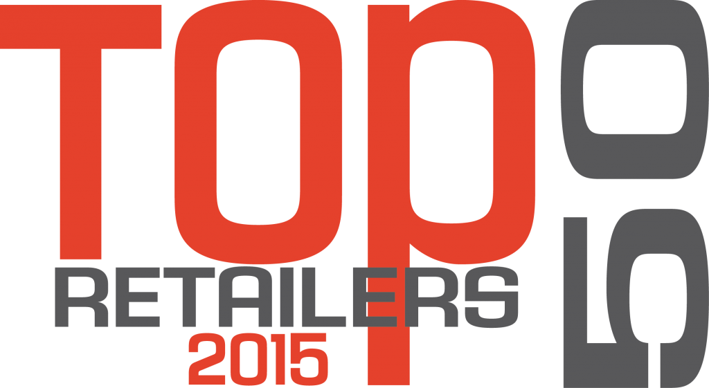 Driven Audio Named Top 50 Mobile Electronics Retailer of the Year 2015 -  Logo