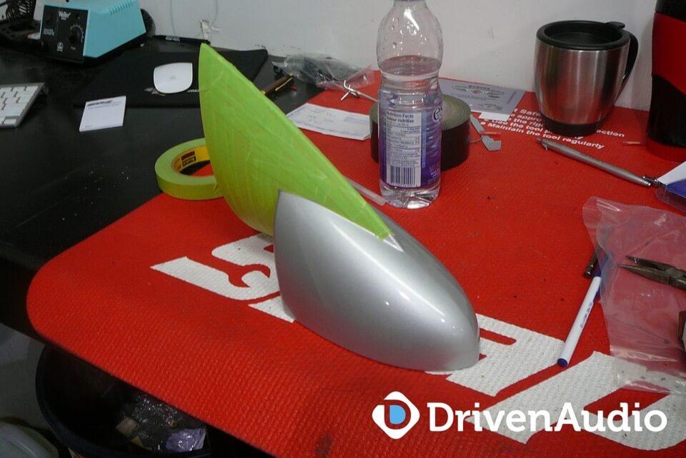Sea-Doo Speaker Pods custom made by Driven Audio