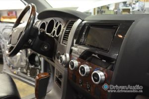 Abbotsford Toyota Client Gets Tundra Audio Upgrade