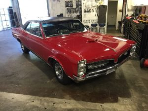 Chilliwack 1967 Pontiac Owner Gets Stealth GTO Audio System