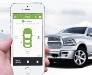 Factory Remotes to remote start or use your iPhone or Android