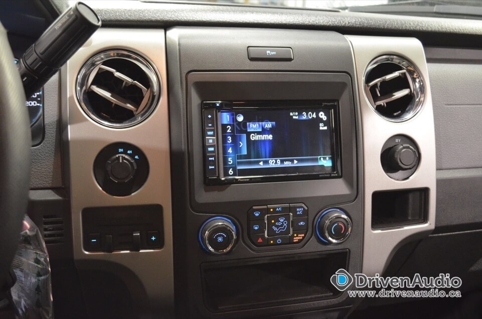 Features Galore For Abbotsford F150 After Pioneer 5100 Nex Upgrade