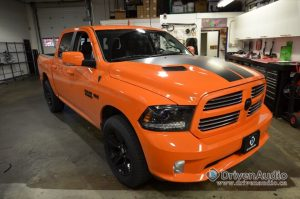 2015 Ram Equipped With Escort Radar And Laser System