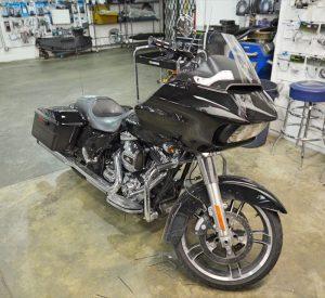 2015 Harley Davidson Road Glide Speaker and Amp Upgrades