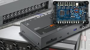 Digital Signal Processors Take Your Audio System To The Next Level