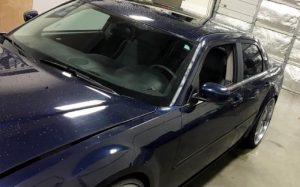 Chrysler 300 Radio Upgrade and In-dash iPad Installation