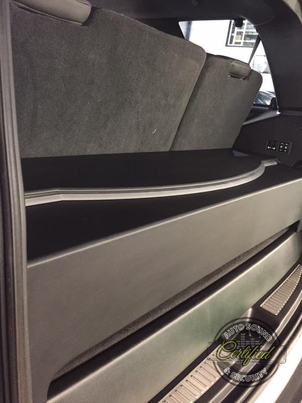 2017 Cadillac Escalade Custom Audio System Upgrade