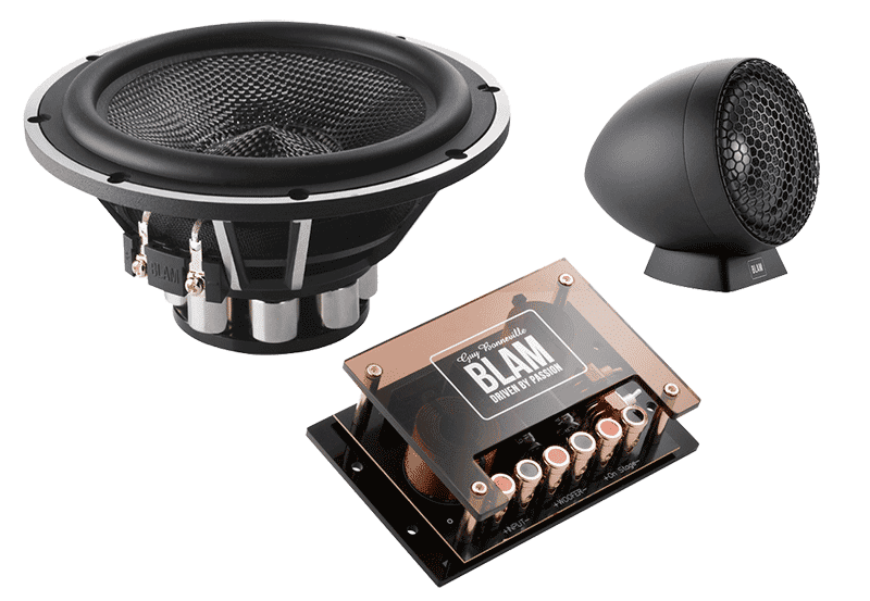BLAM speakers