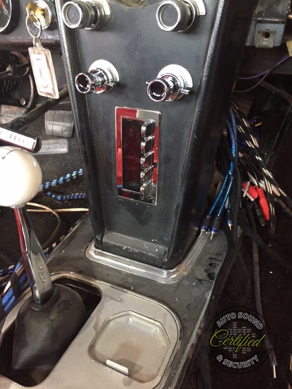 Corvette Stereo