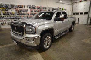 Abbotsford Client Adds GMC Sierra 1500 Lighting Upgrades