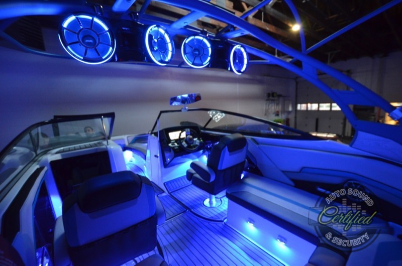 Incredible Lighting and Audio System for Vancouver Client's