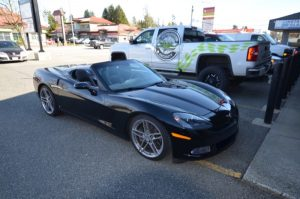 Loud Corvette
